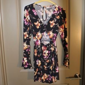 Kendal and Kylie Floral Dress